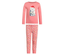HOLIDAY Pyjama pink heart