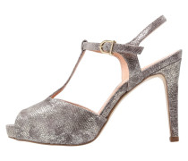 High Heel Sandaletten cervia/lucertola/marron