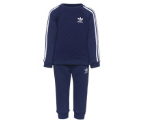 QUILTED CREW SET Jogginghose night sky