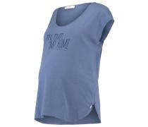 T-Shirt print - vintage indigo