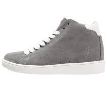 Sneaker high grijs
