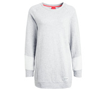 SIMONA CREWNECK - Sweatshirt - light grey melange