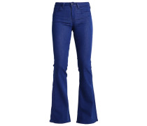 SKINNY FLARE Flared Jeans rinse