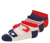 3 PACK Socken usa flag