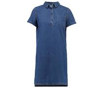 Jeanskleid - blue denim
