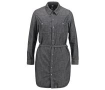 GStar REMI BF SHIRT DRESS Blusenkleid light weight black borwick denim