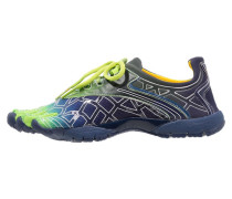 VYBRID SNEAK Laufschuh Natural running blue/green