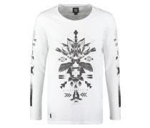 GARDUST Langarmshirt white