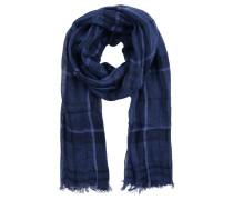 Schal tonal blue