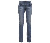 Jeans Bootcut light denim blue