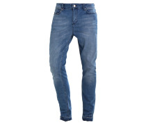 UNDONE - Jeans Tapered Fit - mid blue