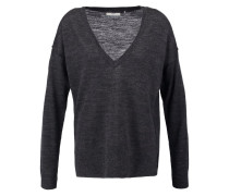 SIRA Strickpullover charcoal