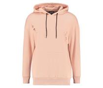 OVERSIZED FIT - Kapuzenpullover - pink
