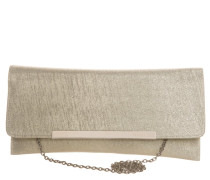 GOVE Clutch gold coloured