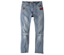 PABLO Jeans Straight Leg medium blue