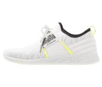KATSURO - Sneaker low - white/yellow