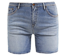POINT Jeans Shorts blue denim