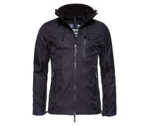 Übergangsjacke - dark grey marl/black