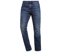 SQUAMM Jeans Straight Leg durty autentic