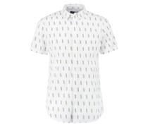 MATCHSTICK PRINT - Hemd - white