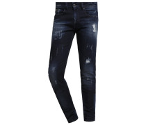 PIXEL Jeans Slim Fit darkblue denim
