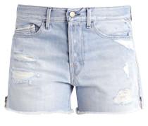 Jeans Shorts lightblue denim