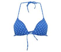 RICKY BikiniTop electric blue