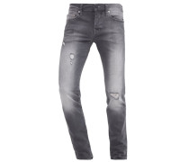 ROCCO Jeans Slim Fit grey washed
