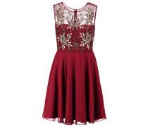 SONIA Cocktailkleid / festliches Kleid burgundy
