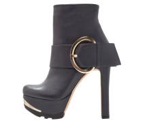 MAILAND - High Heel Stiefelette - dunkelgrau