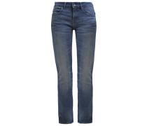 GStar MIDGE MID STRAIGHT Jeans Straight Leg blue denim
