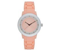 Uhr silvercoloured/peach