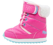 SNOW PRIME - Snowboot / Winterstiefel - rose/white/pink/blue