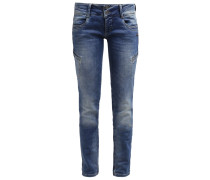 CUBE Jeans Straight Leg waterfall