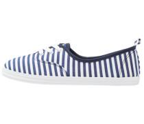 Sneaker low - blue / white