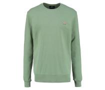 SOLMON - Sweatshirt - hedge green
