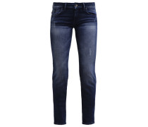UPTOWN SOPHIE - Jeans Slim Fit - deep ripped memory stretch