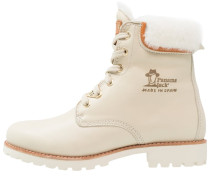 PANAMA TRAVELLING Schnürstiefelette offwhite