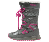 Snowboot / Winterstiefel - grey/pink