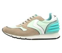 JULIA POWER - Sneaker low - beige/light green