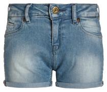 PETIT AMI Jeans Shorts indigo blue