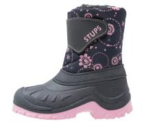 Snowboot / Winterstiefel blue/rosa