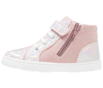 Sneaker high - old pink
