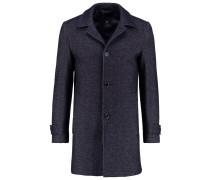 Wollmantel / klassischer Mantel blau