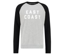 EAST - Sweatshirt - mottled light grey
