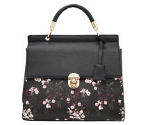 FLORAL MONICA Handtasche black