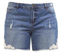 JRFIVE Jeans Shorts medium blue denim