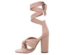 ROSA High Heel Sandaletten nude