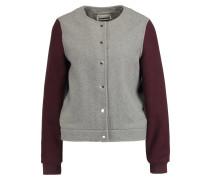 NMDYLAN - Leichte Jacke - medium grey melange