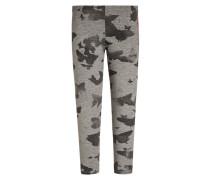 Leggings Hosen medium grey melange